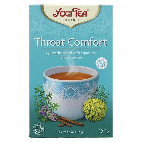 Yogi Tea Throat Comfort 17 teabags