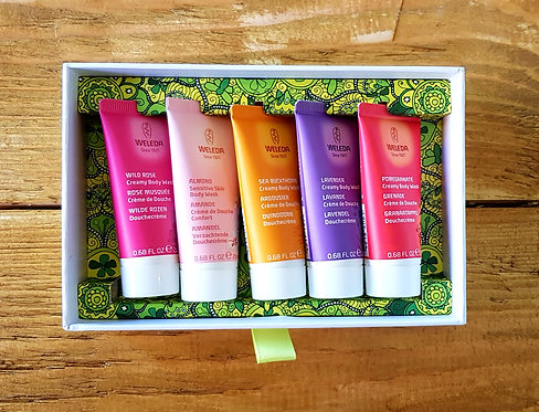Weleda Body Wash Gift Set