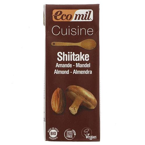Ecomil Organic Cuisine Shiitake Cream 200ml