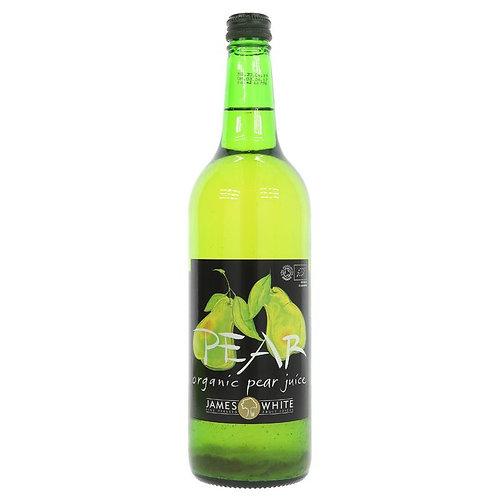 James White Organic Pear Juice 750ml