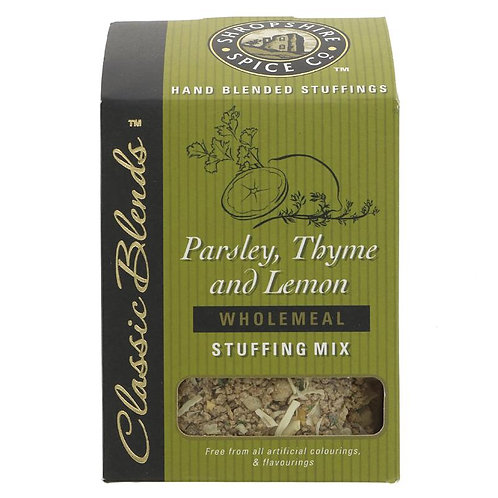 Shropshire Spice Parsley, Thyme and Lemon Wholemeal Stuffing Mix 150g