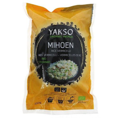 Yakso Organic Rice Vermicelli 250g