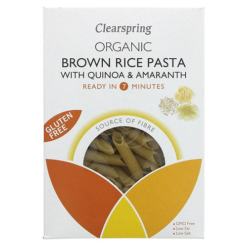 Clearspring Organic Brown Rice Pasta