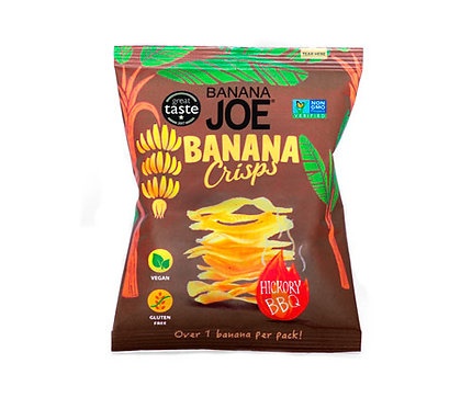 Banana Joes Hickory BBQ Banana Joes 23g