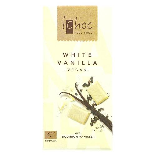 Ichoc White Vanilla Chocolate 80g