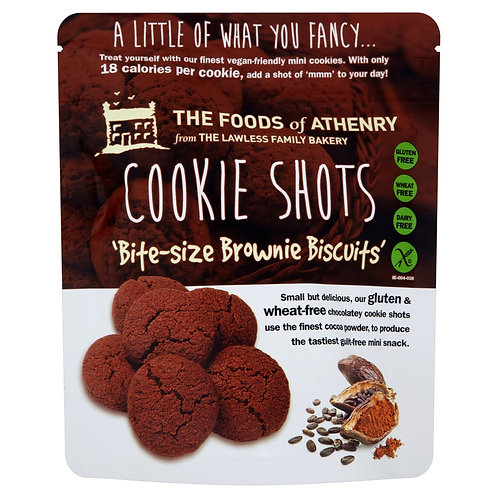 The Foods Of Athenry Brownie Biscuits 120g