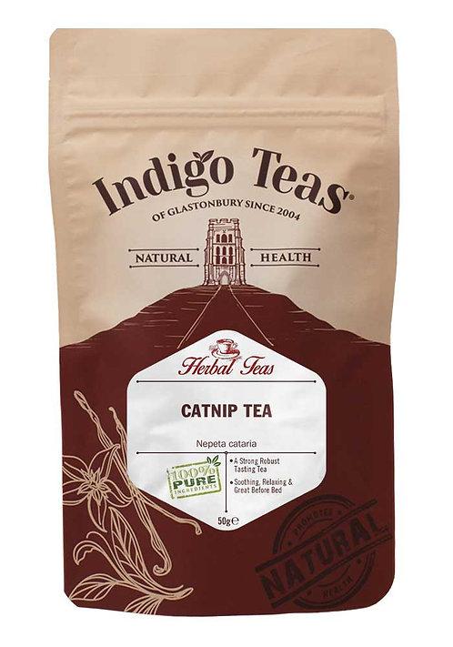 Indigo Herbs Catnip Tea 50g