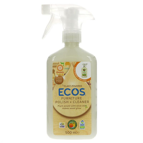 Earth Friendly Furniture Polish & Cleaner 500ml
