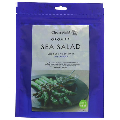 Clearspring Organic Sea Salad 30g