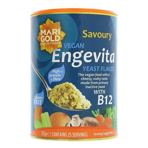 Marigold Super Vegan Engevita Yeast Flakes 125g