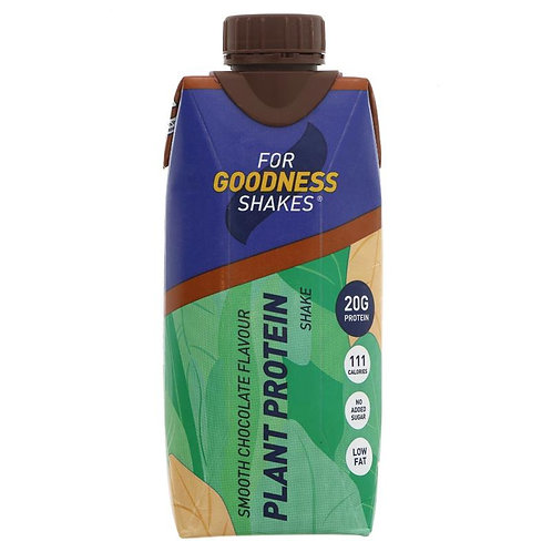 For Goodness Shakes Chocolate Protein Shake 330ml
