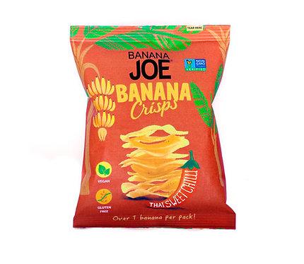 Banana Joes Thai Sweet Chilli Banana Crisps 23g