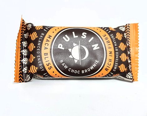 Pulsin Raw Choc Brownie Protein Bar 50g