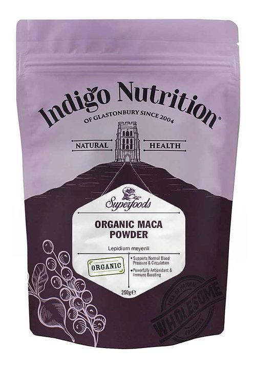 Indigo Nutrition Organic Maca Powder 250g