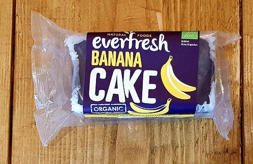 Everfresh Natural Foods Organic Banana Cake 300g