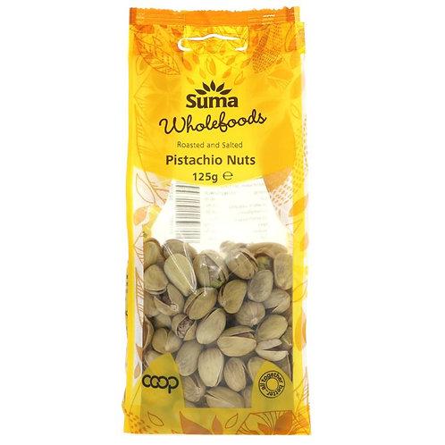 Suma Pistachio Nuts 125g