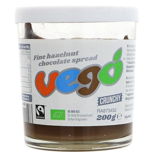 Vego Fine Hazelnut Chocolate Spread 200g