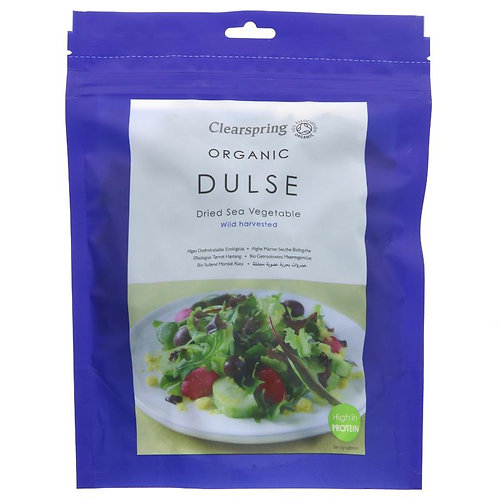 Clearspring Organic Dulse 30g