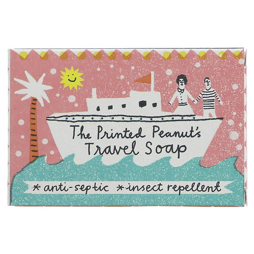 The Printed Peanut 3in1 Travel Soap 95g