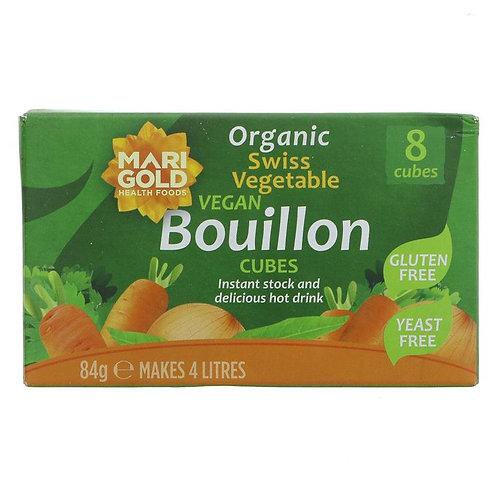 Marigold Swiss Vegetable Vegan Bouillon Cubes 84g
