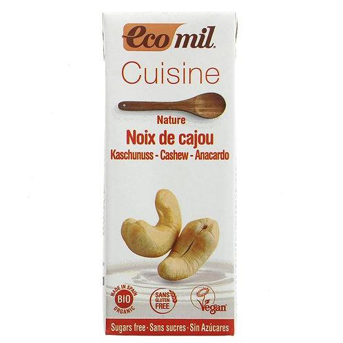 Ecomil Organic Cuisine Cashew Cream 200ml