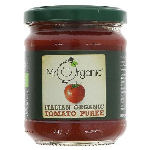 Mr Organic Italian Organic Tomato Puree 200g