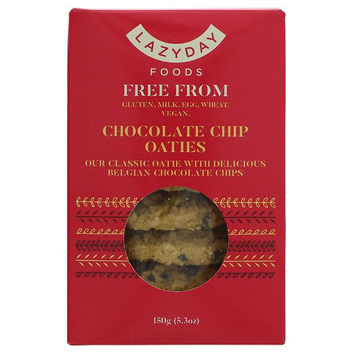 Lazy Day Chocolate Chip Oaties 150g