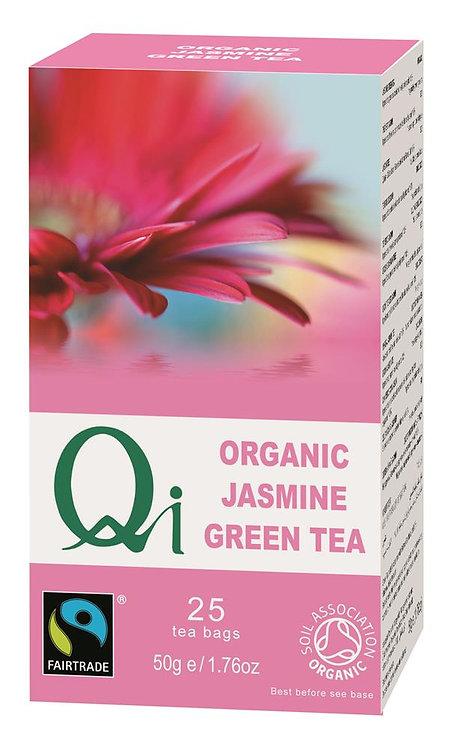 Qi Organic Jasmine Tea