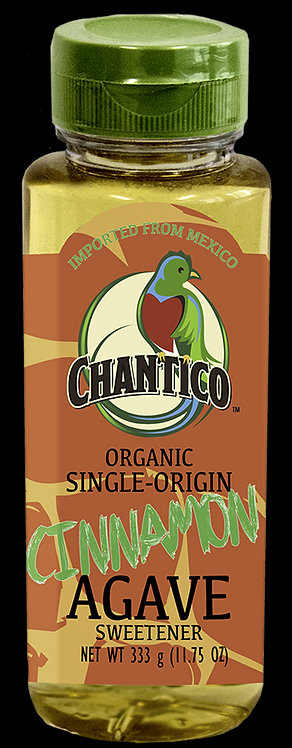 Chantico Organic Cinnamon Agave Syrup 333g
