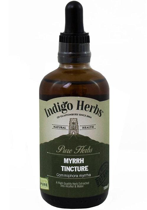 Indigo Herbs Myrrh Tincture 100ml