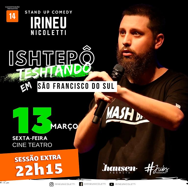 São Francisco do Sul 22h15 :: Irineu Nicoletti