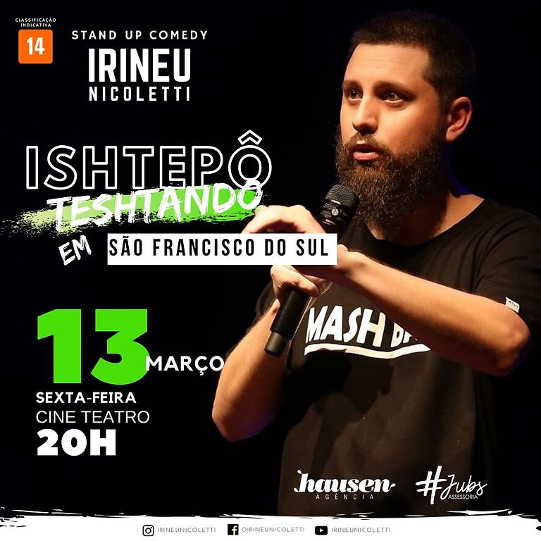São Francisco do Sul 20h00 :: Irineu Nicoletti