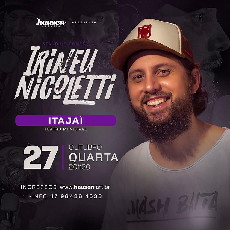 Itajaí :: Irineu Nicoletti :: Quarta 27/10