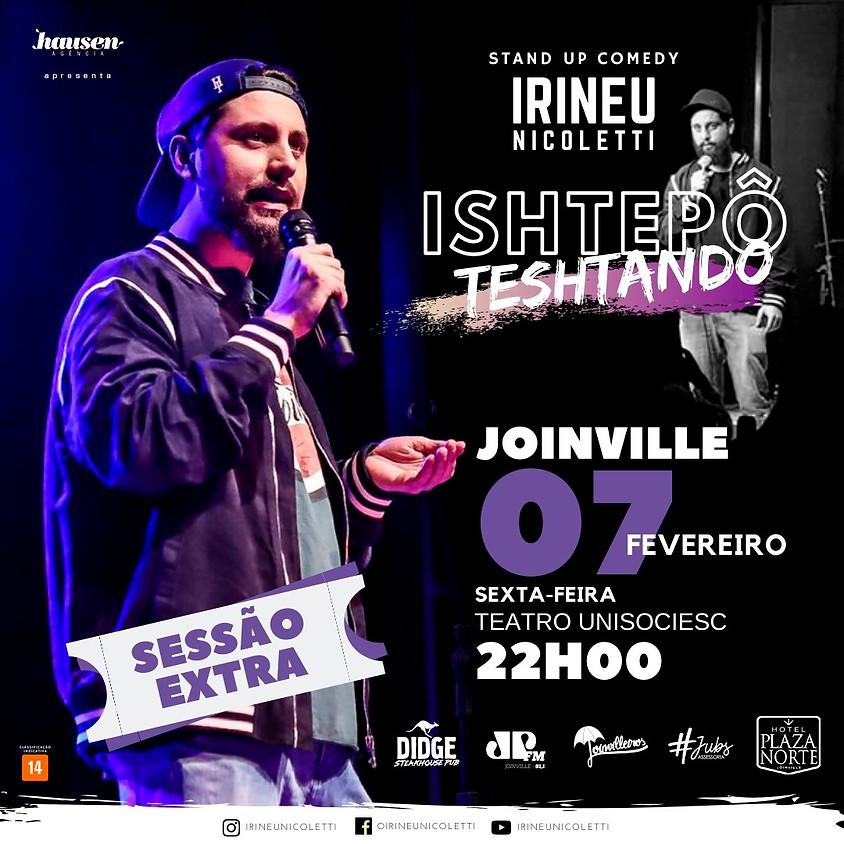 Sessão 22h Joinville :: Irineu Nicoletti