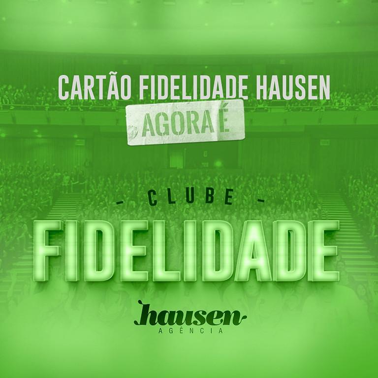Clube Fidelidade Hausen :: Julho 2019