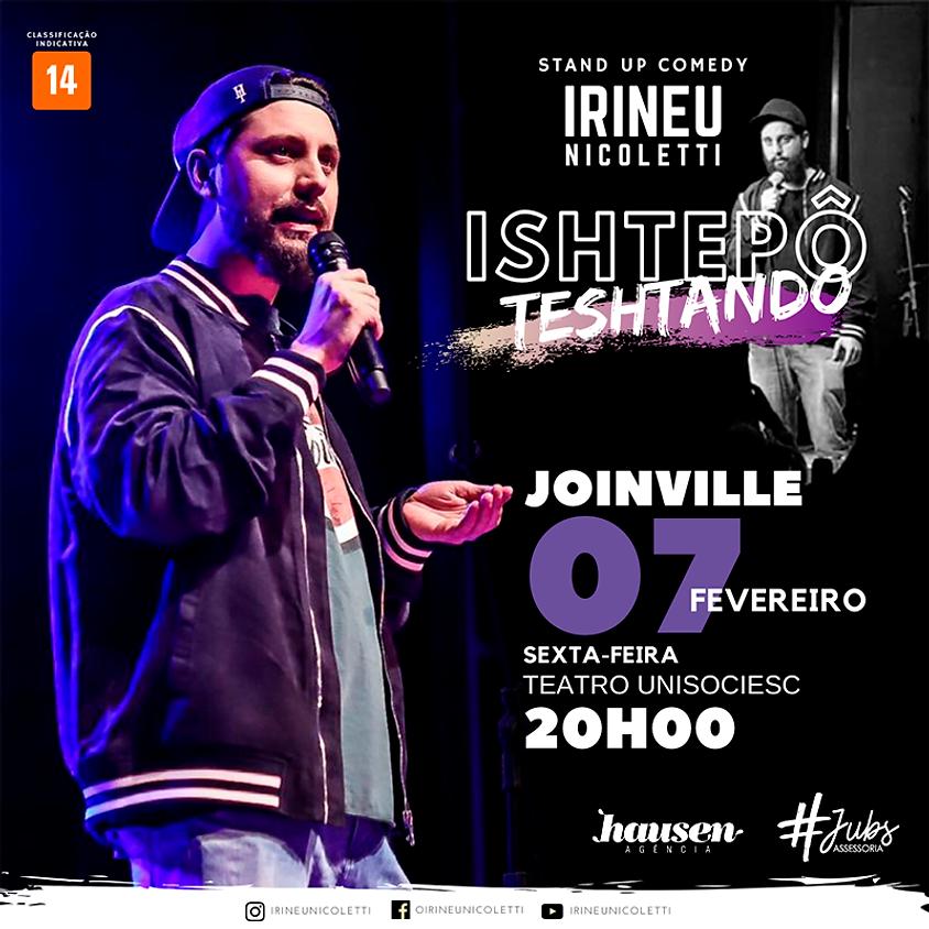 Joinville :: Show Irineu Nicoletti