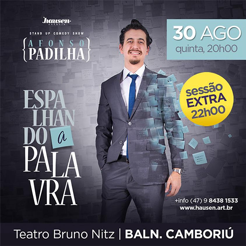 Afonso Padilha 22h00 :: Baln. Camboriú