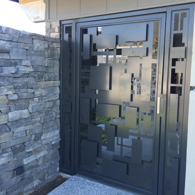 Screenart Custom Entry gate