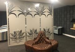 Palm lakes theatrette.palm panel