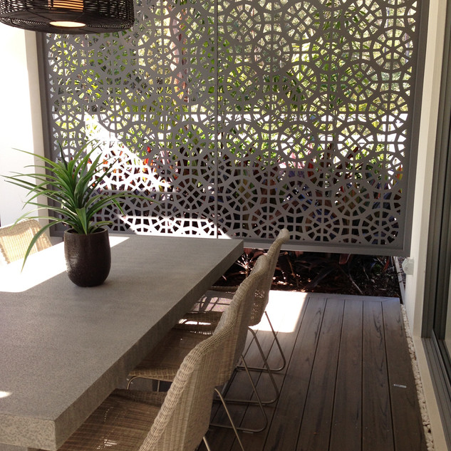 Clarendon Homes - outdoor living space p