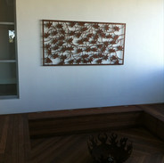 Wisteria Wall art
