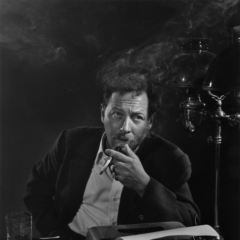 Yousuf-Karsh-Tennessee-Williams-1956