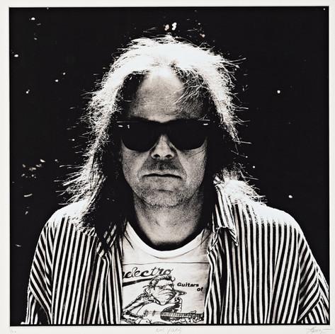 Neil Young by Anton Corbijn