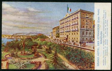 L'Hotel des Etràngers