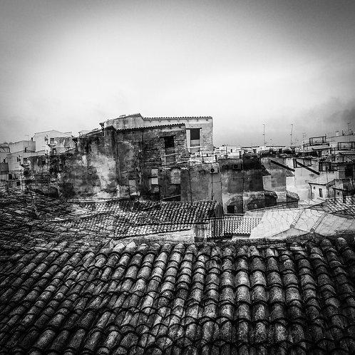 Alfio TORRISI - Visioni oniriche Ortigia (Cartella con nr 1 stampa)