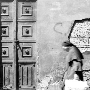 Centro storico   di Napoli-1979 07