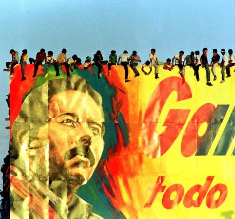 Nicaragua elections- Manoocher Deghati 02