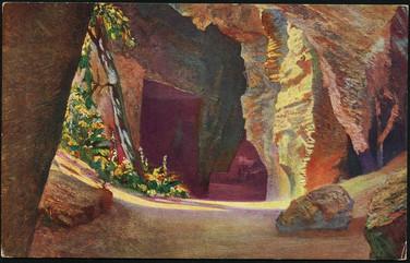 Latomia del Paradiso Grotta dei Cordari