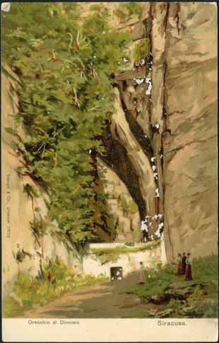 Latomia del Paradiso - L'Orecchio di Dionisio