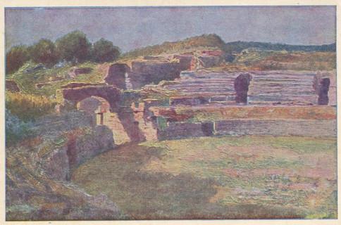 L'Anfiteatro romano